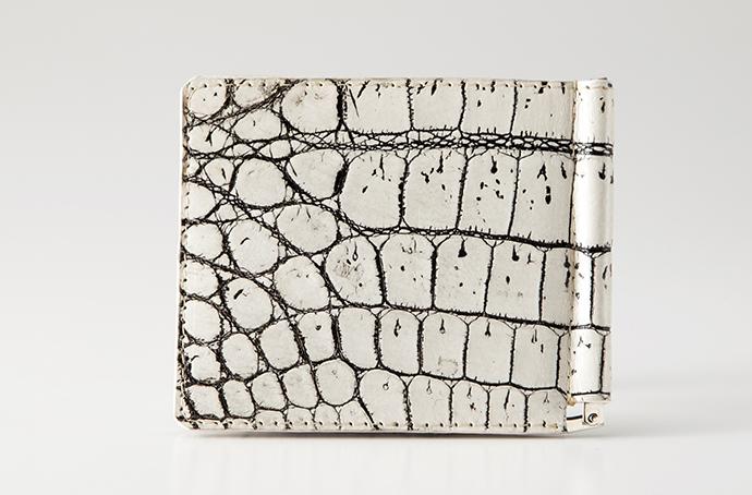 マネークリップ/山本製鞄