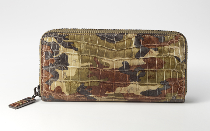 Zipper Wallet/nasamica(西川商店)