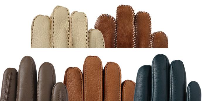 革の基礎知識コラム『革製品の見方 - 手袋を知る』を公開しました。
