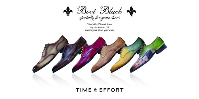 Boot Black ShoesCare 開催日:6/26〜27