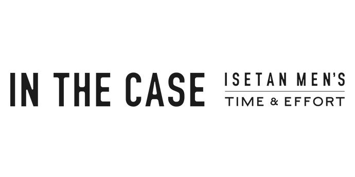 伊勢丹新宿本店メンズ館1階に「IN THE CASE」が登場!