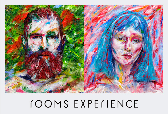 rooms EXPERIENCE 36 出展のお知らせ