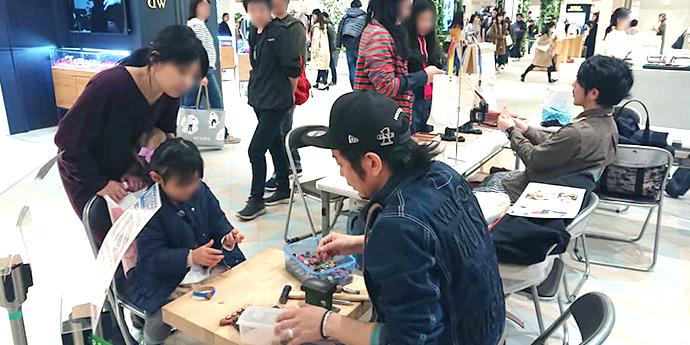「TIME & EFFORT POP-UP in GRANDTREE MUSASHIKOSUGI」 出展レポート