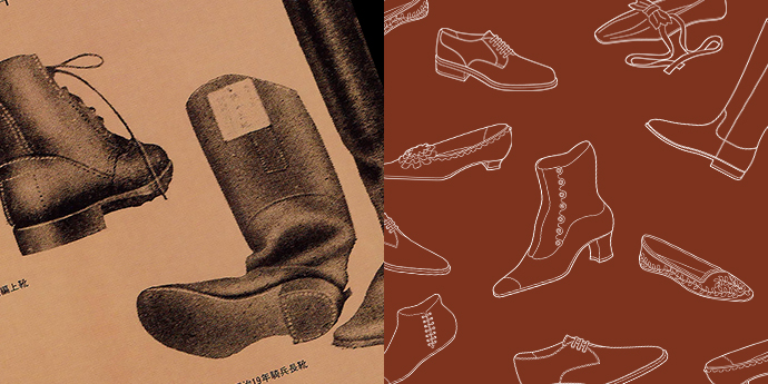 靴産業150周年 特設ページ - 『靴歴史エピソード②』『靴暦365 5月まとめ』を公開しました。
