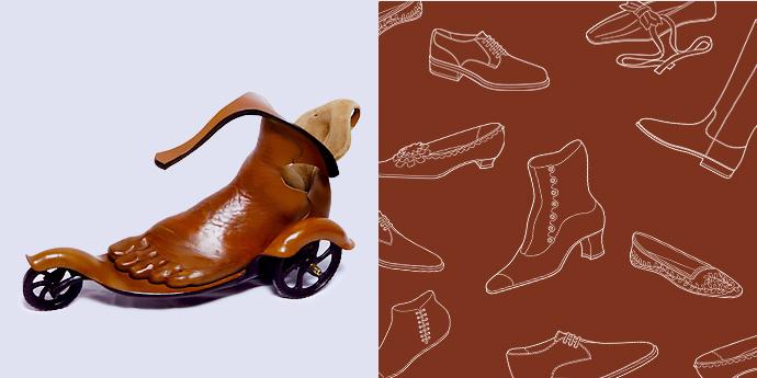 靴産業150周年 特設ページ - 『シューワード玉手箱 ⑤:古今東西/靴のことわざ&ジンクス』『靴暦365 8月まとめ』を公開しました。