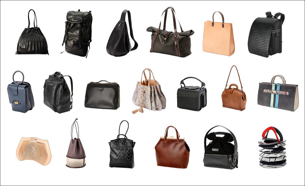 革鞄・ハンドバッグ特集 -「デザインコンテスト&コンペティションの受賞作で振り返る バッグ・クロニクル <ジャパンレザーアワード>」を公開しました。